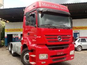 Mercedes-bens Axor 2544 6x2 Ano 2011 Teto Alto (3 Unidades)
