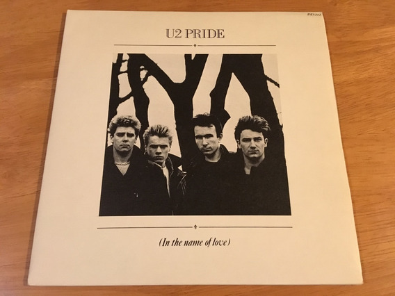 U2 Pride In The Name Of Love Vinilo Doble 7