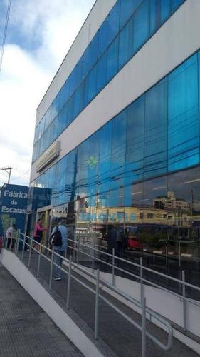 Imagem 1 de 4 de Sala Para Alugar, 31 M² - Km 18 - Osasco/sp - Sa0243. - Sa0243
