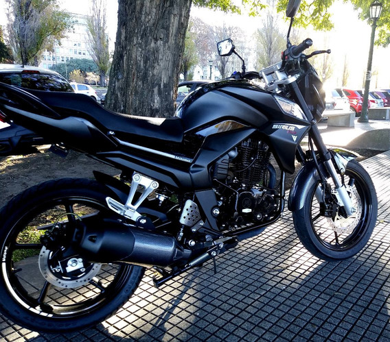Motomel Sirius 250 Impecable !