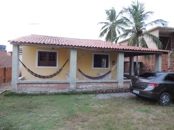 Casa De Praia Em Peroba, Maragogi-al