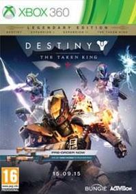Jogo Destiny +dlcs Xbox 360 Leia A Descrição