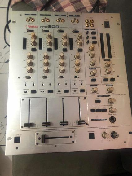 Mixer Vestax Pmc 50a