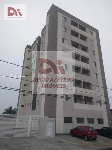 Apartamento Com 2 Dormitórios À Venda, 58 M² Por R$ 183.000,00 - Parque São Luís - Taubaté/sp - Ap0066