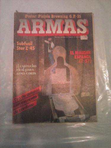 Revista Armas 30 El Mauser Español