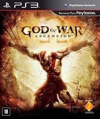 God Of War Ascension - Jogo Ps3
