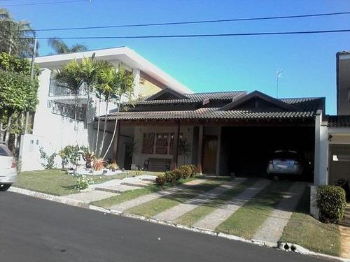 Imagem 1 de 15 de Casa Em Condomínio Para Venda Em Araras, Parque Terras De Santa Olívia, 3 Dormitórios, 1 Suíte, 1 Banheiro, 2 Vagas - V-005_2-286465