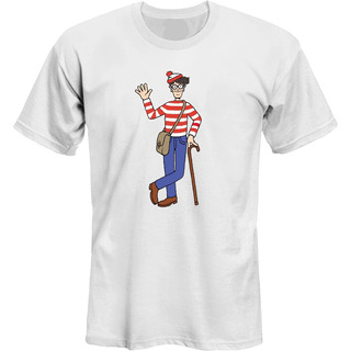 Remeras Donde Esta Wally? Waldo Retro *mr Korneforos*
