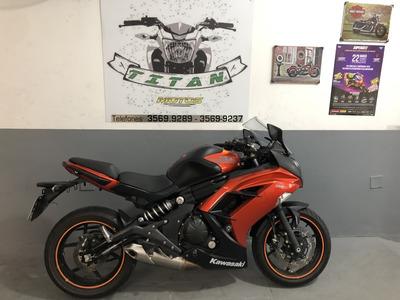 Ninja 650 2014