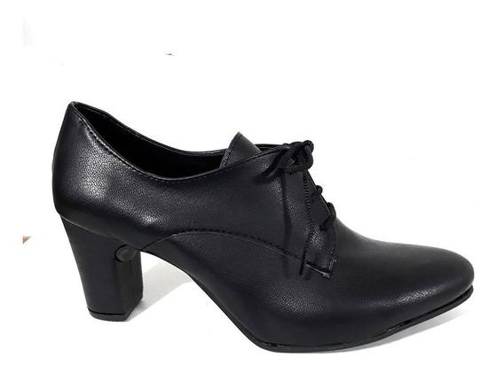 Huma10 Zapato Acordonado Talles Grandes Mujer