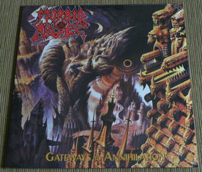 Morbid Angel Gateways To Annihilation Lp Fdr Blessed Formula