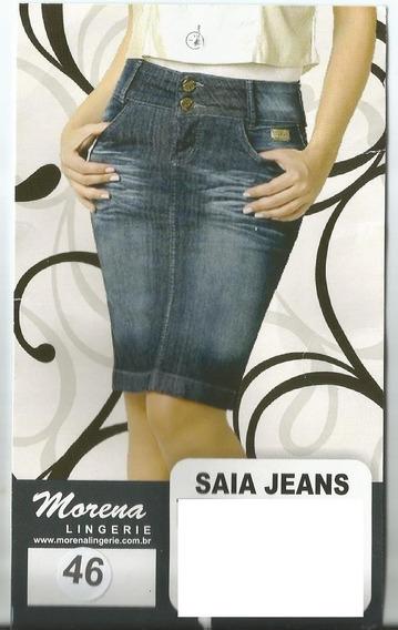 Saia Jeans Excelente Qualidade