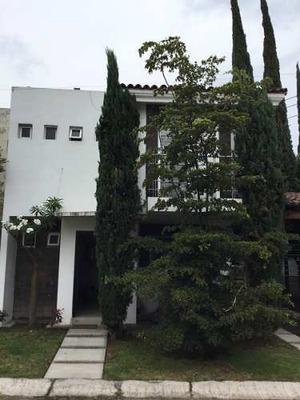 Excelente Casa En Coto En Venta Mariano Otero Guadalajara