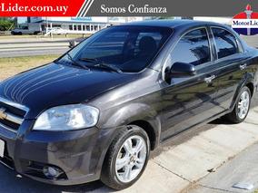 Chevrolet Aveo Lt Extra Full-motorlider- Permuta / Financia.