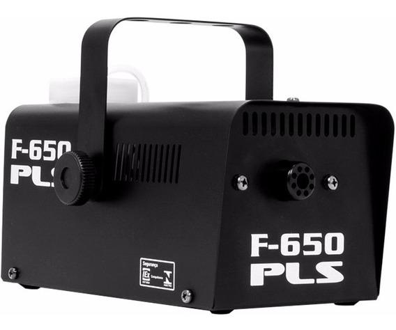 Maquina De Fumaça Pls F-650 F 650 400w Controle Remoto 110v