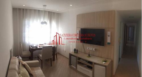 Apartamento À Venda Campestre 3 Dorm - 1395