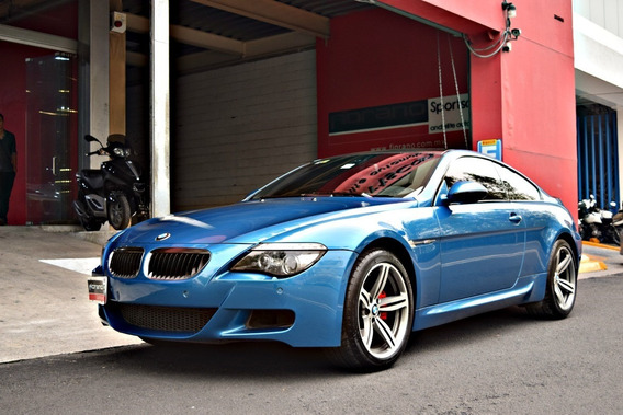 Bmw M6 Coupe 2009