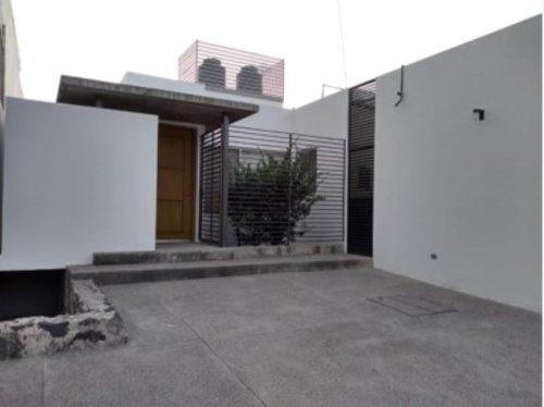 Casa Sola En Renta Arboledas Del Parque