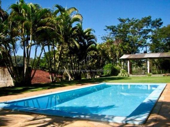 Sítio Em Amparo Sp 224.000m 8 Dormitórios 7 Suítes 5 Salas Lareira Piscina Churrasqueira Casa De Caseiro 1.700 M De Construção - St00002 - 33974741