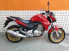 Honda Cb 300 2015 Otimo Estado Aceito Moto