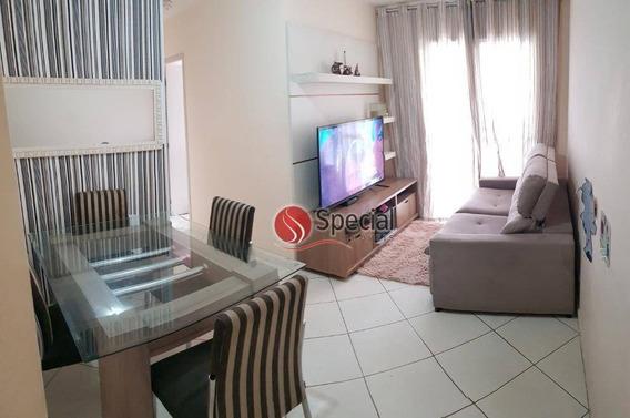 Apartamento Com 2 Dormitórios Para Alugar, 48 M² - Moóca - São Paulo/sp - Ap12677