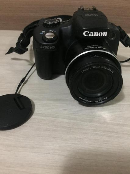 Câmera Cannon