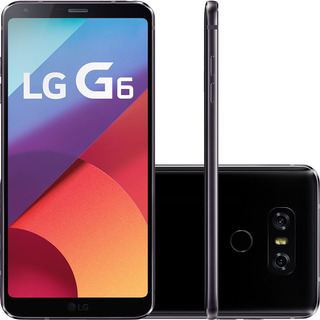 Smartphone Lg G6 32gb Câmera 13mp E Quad-core Seminovo