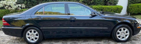 Mercedes-benz Clase S Equipado