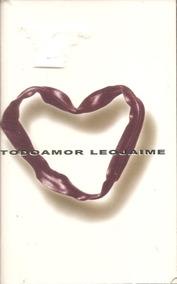 Fita K7 Leo Jaime - Todo Amor ( Cassete Pop Rock Novo)