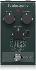 Pedal Para Guitarra - Gauss Tape Echo ¿ Tc Electronic