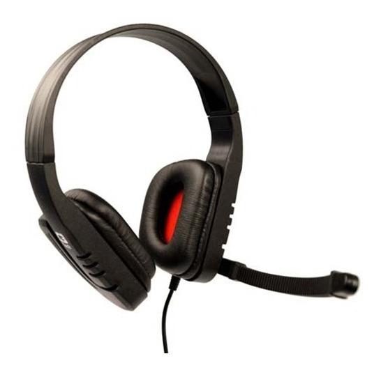 Headset Pc Fone De Ouvido Predator P2 Cbo 1,8 Metros Tech