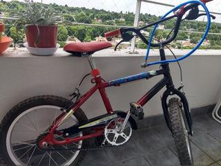 Bicicleta Cross Top Mega Rodado 16