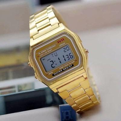 Relógio Casio Gold