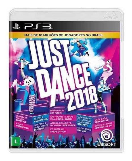 Just Dance 2018 Ps3 Lacrado