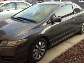 Honda Civic 1.8 Coupe Ex Mt 2009