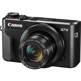 Câmera Compacta Canon G7 X Mark Ii Wifi/20.1mp/4,2x Preto