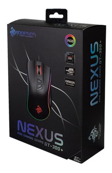 Mouse Gamer Optico Botões Programavel 7200 Dpi Cs Go / Pubg