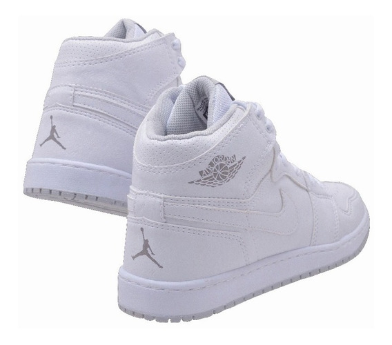 Tenis Bota Air Jordam Chicago Retro 1 High Promoçao