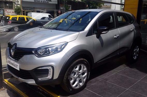 Renault Captur 2.0 Zen Tasa 0% Tomo Auto Oferta Contado Jl