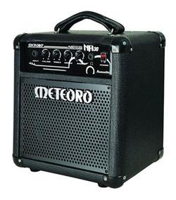 Amplificador Cubo Meteoro Nitrous Na 30w Rms P/ Violao