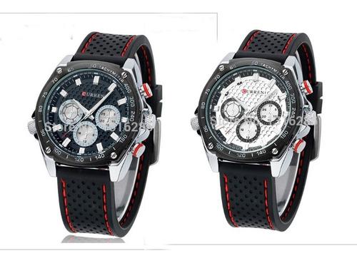 Imagen 1 de 7 de Reloj Curren Reloj Deportivo  - Reloj  De Lujo