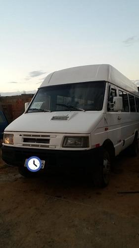 Imagem 1 de 5 de Iveco Daily Maxivan 2001