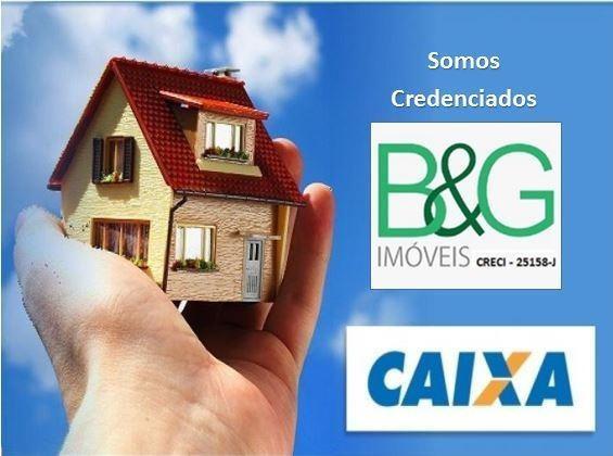 Casa Com 2 Dormitórios À Venda, 54 M² Por R$ 88.672 - Jardim Panorama - Caçapava/sp - Ca1568