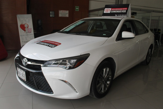 Toyota Camry Xse V6 At 2016