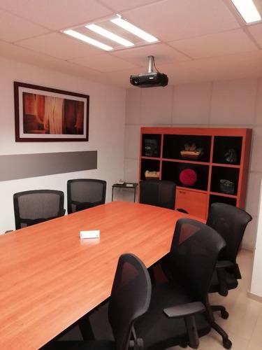 Imagen 1 de 8 de Oficinas Equipadas En La Col. Narvarte