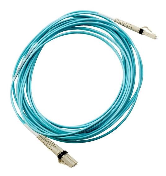 Cable De Red Hp Om4 5m Lc/lc Fibra Optica Hpe Mg