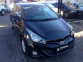 Hyundai Hb20s Style 1.0 2014 Preta Flex