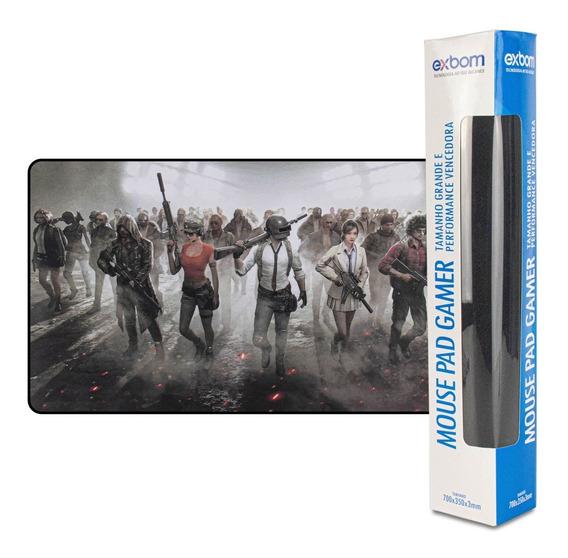Mousepad Gamer Grande 70 X 35 Cm Vários Modelos Barato
