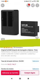 Bateria Sjcam