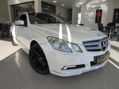Mercedes-benz E 350 2010 3.5 Coupe V6 Gasolina 2p Automáti